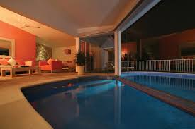 Indoor Outdoor Pool Residential Las Brisas Acapulco A Review By Differentworld Com Master Suite