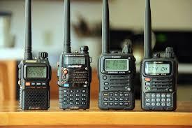 Ham Radio Comparison Chart Ham Radio Comparison Uv 3r Uv 5ra Vx 7r And Vx 6r B3n Org