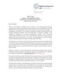 Cover Letter For Pfizer Under Fontanacountryinn Com