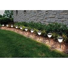 garden lights amazon. Sol Mar Solar Garden Lights - 10 Pack Amazon T