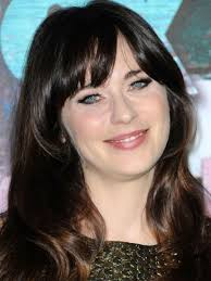 zooey deschanel at the 2016 fox all star party