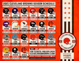 2021-2022 Cleveland Browns on 1480 WHBC ...