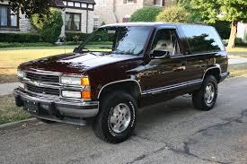Blazer » 1990 Chevrolet Blazer - Old Chevy Photos Collection, All ...