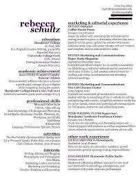 My Resume creative resume / writing resume / marketing resume / editorial  resume /