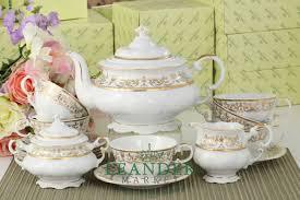 <b>Чайный сервиз</b> 6 персон 15 предметов <b>Соната</b>, <b>Золотой</b> ...