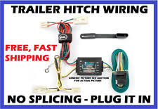 ford trailer plug harness trailer hitch wiring fits 95 98 ford windstar plug play wire harness