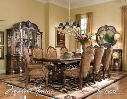 Michael Amini Living Room Set Buy Windsor Court Dining Room Set By Aico From Wwwmmfurniturecom