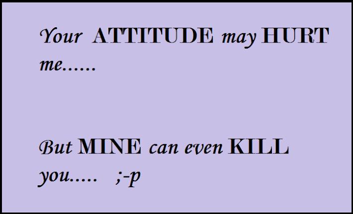 facebook status in hindi attitude