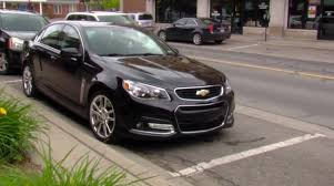 2015 Chevrolet SS Gets Automatic Parking Assist as Standard ...