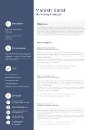Marketing Executive Resume Samples Resume Peppapp