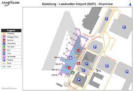 Esgg Charts Gothenburg Landvetter Airport Esgg Got Airport Guide