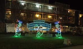 Ocean City Christmas Lights Inlet 12 13 2016 Light Up Downtown Campaign Leads To Six New