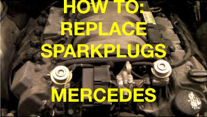 how to replace spark plugs and wires on a 1999 2005 mercedes how to replace spark plugs and wires on a 1999 2005 mercedes s500 or s430 w220 m113