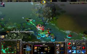 warcraft 3 map allows you to use dota 2 heroes vs league of
