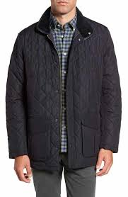 Barbour Outerwear | Nordstrom & Barbour Devon Quilted Water-Resistant Jacket Adamdwight.com