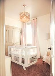 chandelier for baby girl room cream and gold elegant classic ba in chandeliers nursery ideas 11