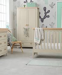 grey furniture nursery. Mothercare Lulworth 3 Piece Nursery Furniture Set - Grey R
