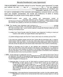 Month To Month Rental Agreement Template 12 Month Rental Agreement Template