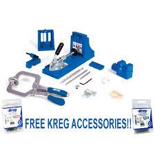 Kreg Jig Different Thickness Kreg K4ms Ebay