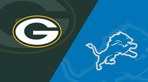 Detroit Lions At Green Bay Packers Matchup Preview 10 14 19