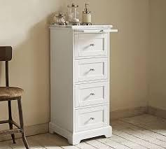 bathroom storage cabinets. Marble-Top Sundry Tower Bathroom Storage Cabinets O