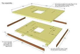 diy router table plan