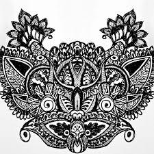 Kathakali Arundhati Drawings Illustration Ethnic Cultural