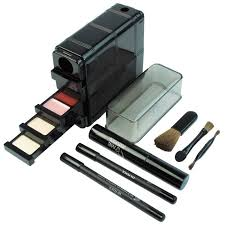 complete makeup kit. me makeover essentials the complete petite travel makeup kit eyes lips cheeks