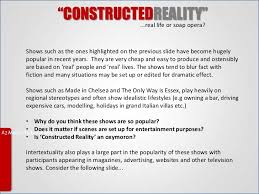 essays on reality tv reality tv essays reality tv essay john proctor essay reality tv salon my essay on american