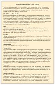 Sociological Research Research Ethics