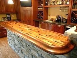 enchanting bar countertop ideas countertop tiki bar countertop ideas