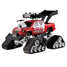 Cool Power Wheels Jeep: Hot Wheels Custom Motors Power Pickup Truck Set