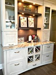 attractive incredible coffee bar kitchen wine coffee station furniture best bar hutch ideas on wine