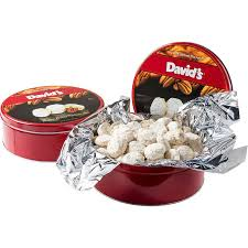 Costco is closed on christmas day, but you can get all your groceries every day leading up to it. David S Cookies Butter Pecan Meltaways 32 Oz 2 Pack
