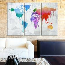 large wall print best world map canvas images on extra artwork nz on extra large wall art nz with large wall print best world map canvas images on extra artwork nz