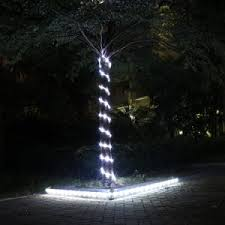 LED Solar Rope Lights Waterproof 7M 50 LEDs Portable With Light Solar Rope Christmas Lights