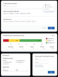 Surveys Formats Checkbox Survey Powerful Professional Online Survey Software