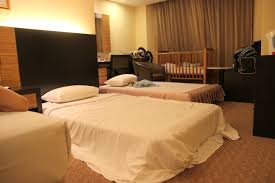 bayview room bedtime setup