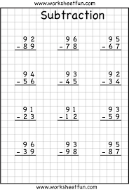 27 best math subractions- çıkarma images on Pinterest | Math ...