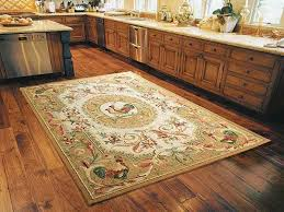 rooster easy care rug from round rooster rug