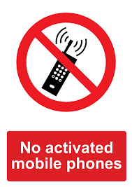 No Cell Phone Sign Printable Free Signage Uk Printable Prohibition Signs