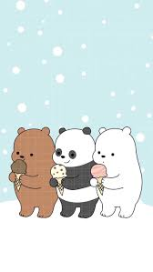 We Bare Bears iPhone Hd Wallpapers ...