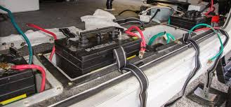 wet cell vs agm batteries rv wiring tips 6 volt wet cell batteries in fifth wheel rv basement