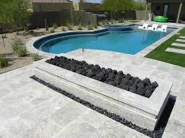silver travertine paver 16x24 tumbled 6 gray white outdoor floor wall pool patio backyard tub shower silver travertine patio r19 patio