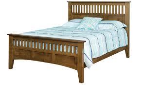 Mission Bedroom Furniture Siesta Mission Bedroom Set In Bedroom Amish Furniture
