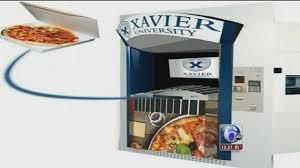 Pizza Vending Machine Xavier Unique Pics] Pizza Vending Machines Are Now A Reality Scott Fox Kat