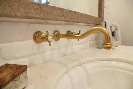 wall mount faucets wall mount vintage antique brass faucet over bathroom sink view full size wall wall mount faucets
