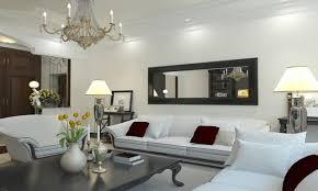 wall mirrors contemporary horizontal mirrors living room