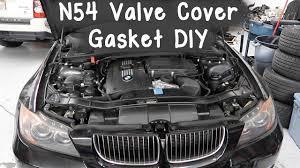 All BMW Models 2007 bmw 335i maintenance schedule : N54 Valve Cover Gasket DIY- BMW 335i E90 - YouTube