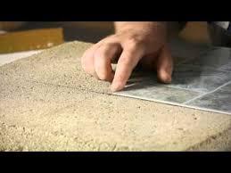 installing vinyl floor tile on cement garage floor basement floor how to save money and do